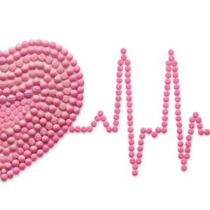 Heart line.